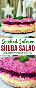 Shuba (Шуба с лососем)