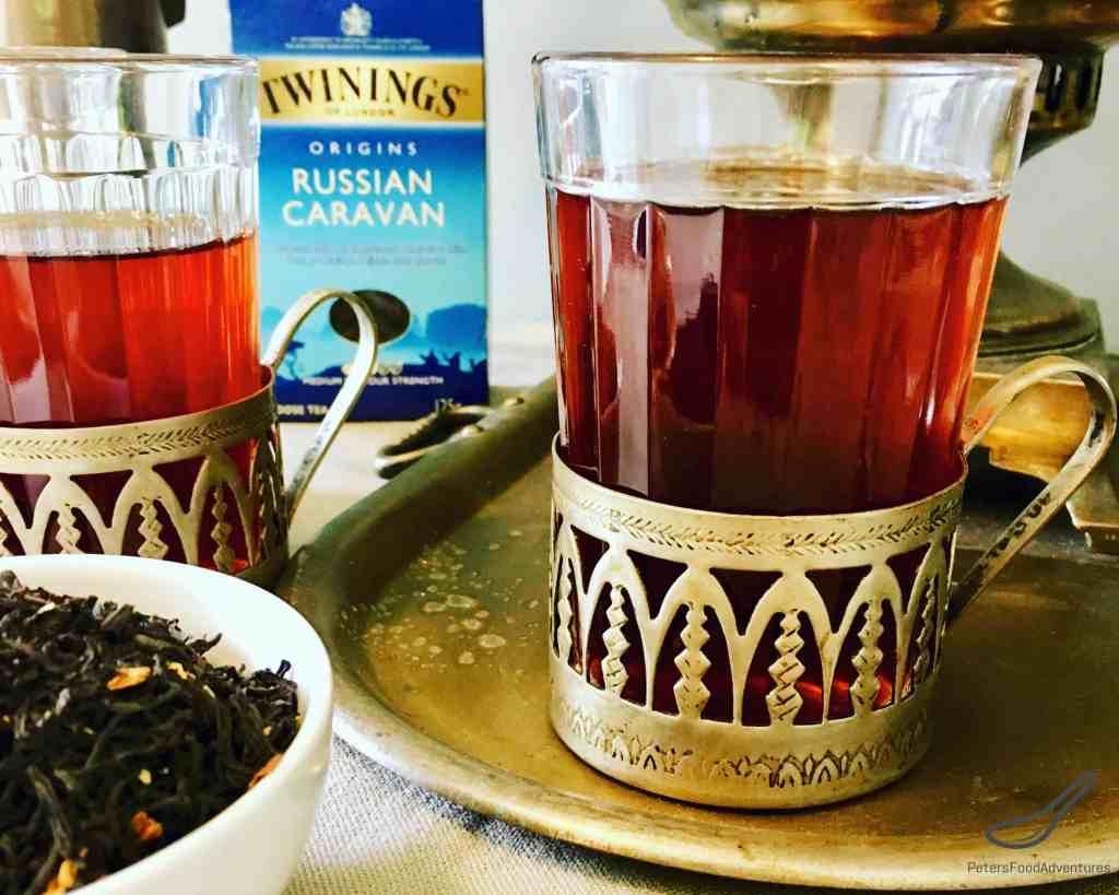 Russian Tea Zavarka (заварка)