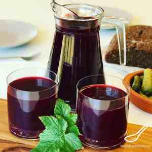 Blackcurrant Juice (Mors Drink)