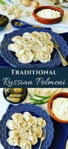 Russian Pelmeni