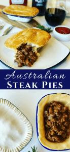 Australian Meat Pie Recipe