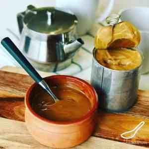 Dulce de Leche Recipe (Сгущенка)