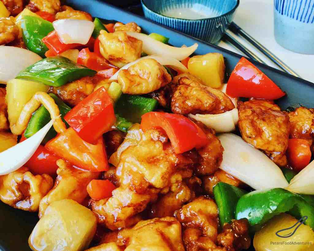 Boneless Sweet and Sour Pork Recipe