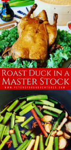 Braised Roast Duck