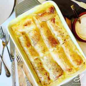 Cheese Blintz Casserole