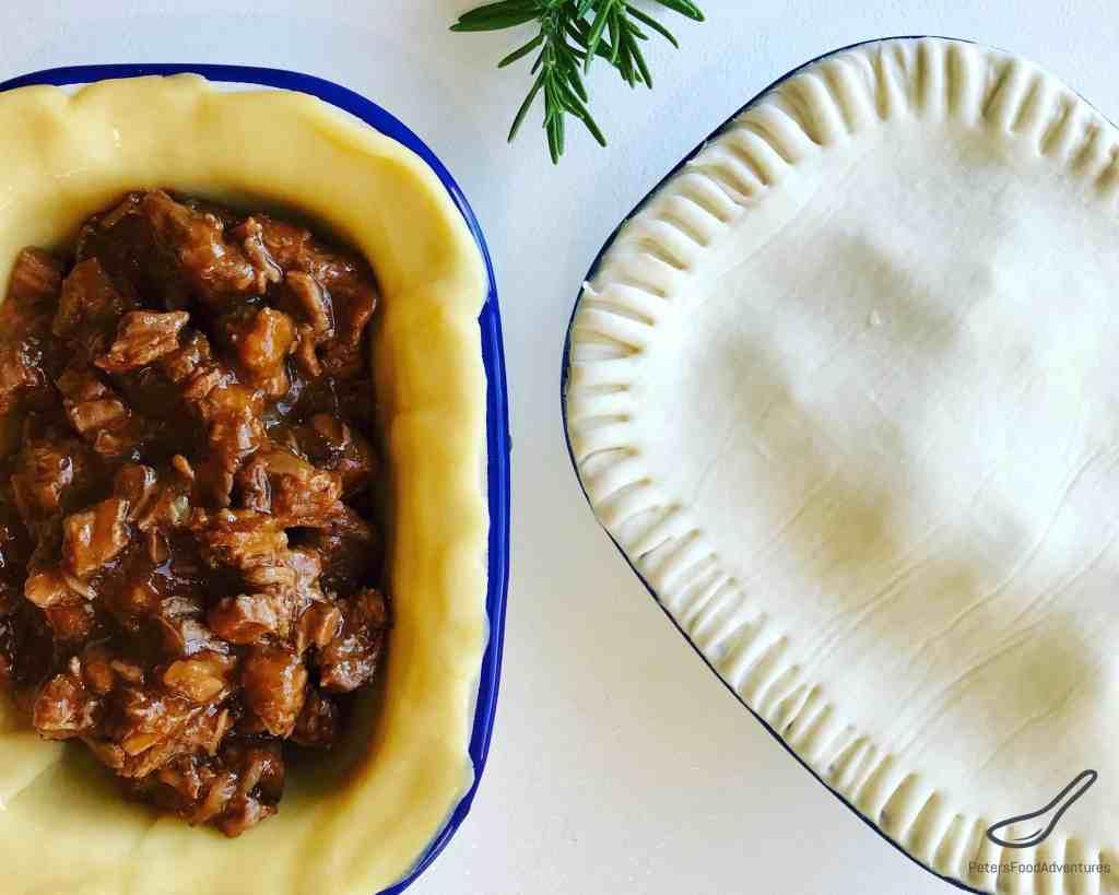 Australian Meat Pie Recipe - Peter's Food Adventures