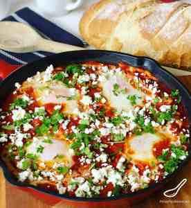Shakshuka Recipe – A Perfect Brunch