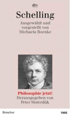 Philosophie jetzt!: Schelling