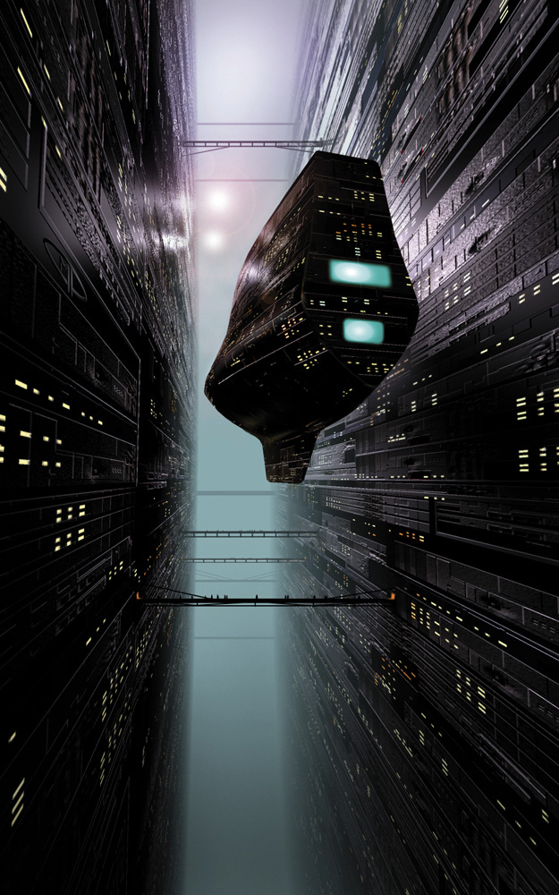 Dark Corridors of Trantor