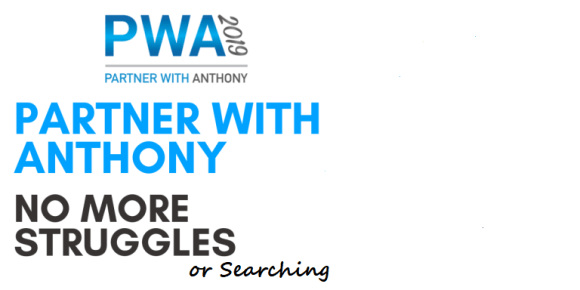 partner with Anthony affiliate program, affiliate marketing