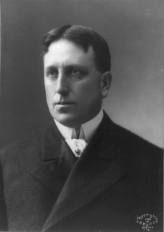 Photo of William Randolph Hearst taken from the from the United States Library of Congress's Prints and Photographs division