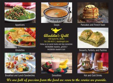 Aladdin's Grill