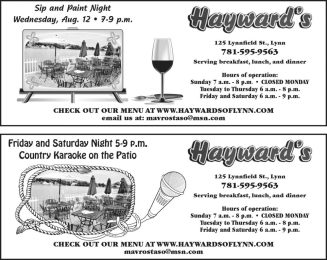 Hayward's