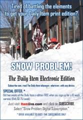 Snow Problem