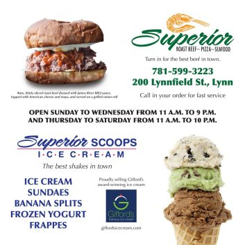 Superior Roast Beef and Superior Scoops