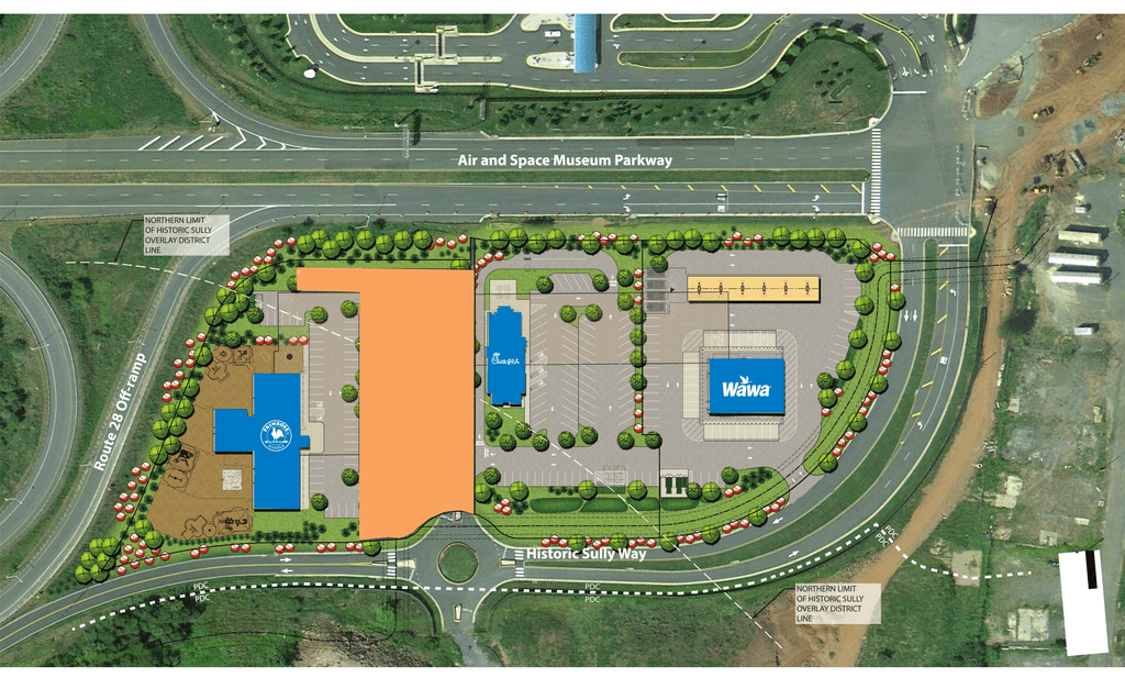 Chantilly Va Dulles Discovery Retail  Retail Space For