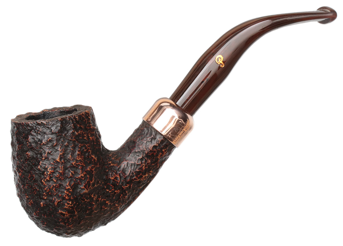 Peterson Christmas Box 2020 149. The 2019 Christmas Pipe – Peterson Pipe Notes