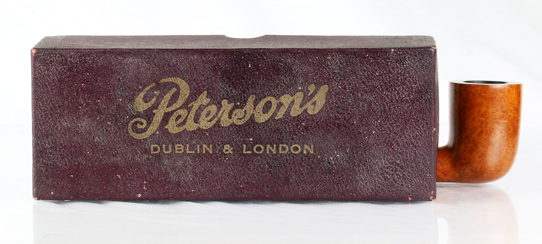 "187. Was the Dublin & London Peterson's ""Supreme"" Line?"