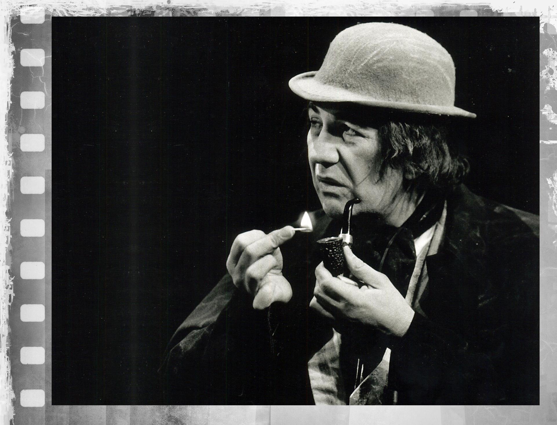 210. Kapp & Peterson in Samuel Beckett's Waiting for Godot
