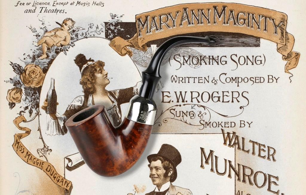 Smoking Song Banner