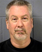 Drew Peterson mug shot