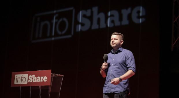 Michał Sadowski, CEO Brand24, fot. infoShare