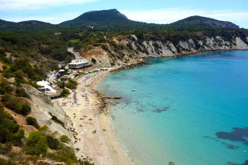 Ibiza Tipps, Cala d'Hort