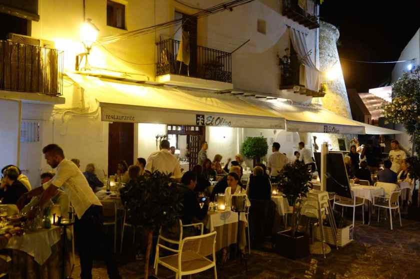 Ibiza Tipps, Restaurant El Olivo