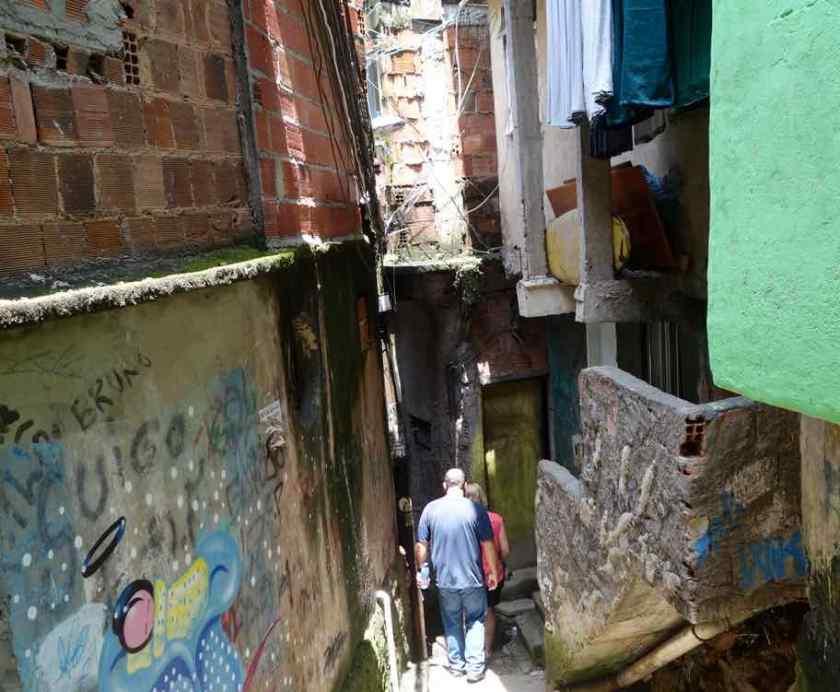 Favela Tour Rocinha