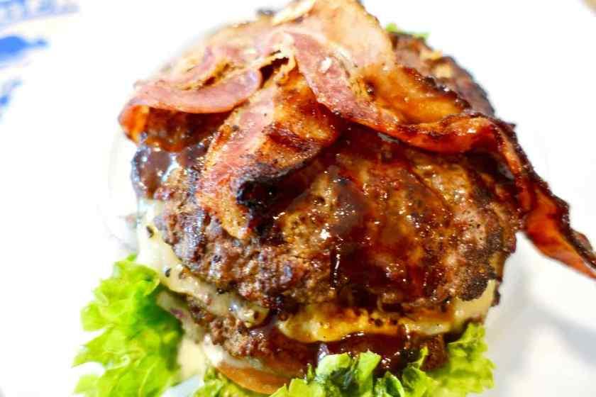 """Fergburger, Queenstown, """"Mein Burger"""" Neuseeland @PetersTravel"""