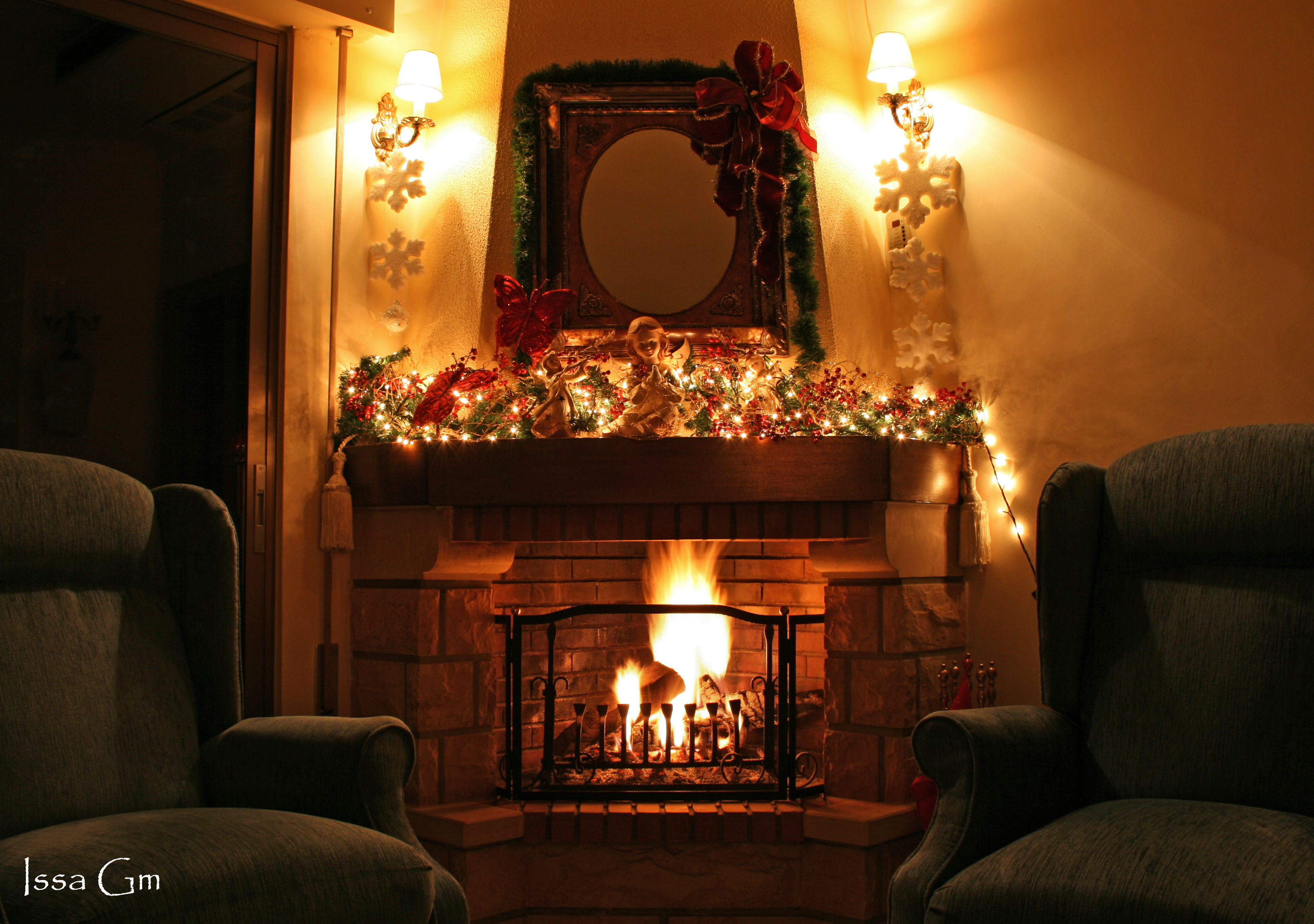 Fireplaces and your central heating system  SwinsonACs Blog