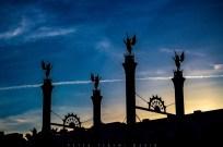 The Gateway Sculpture