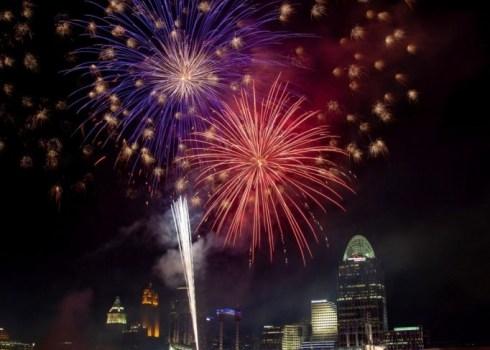 Fireworks Friday's