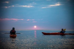 Sunrise Kayak Tour On Lake Huron