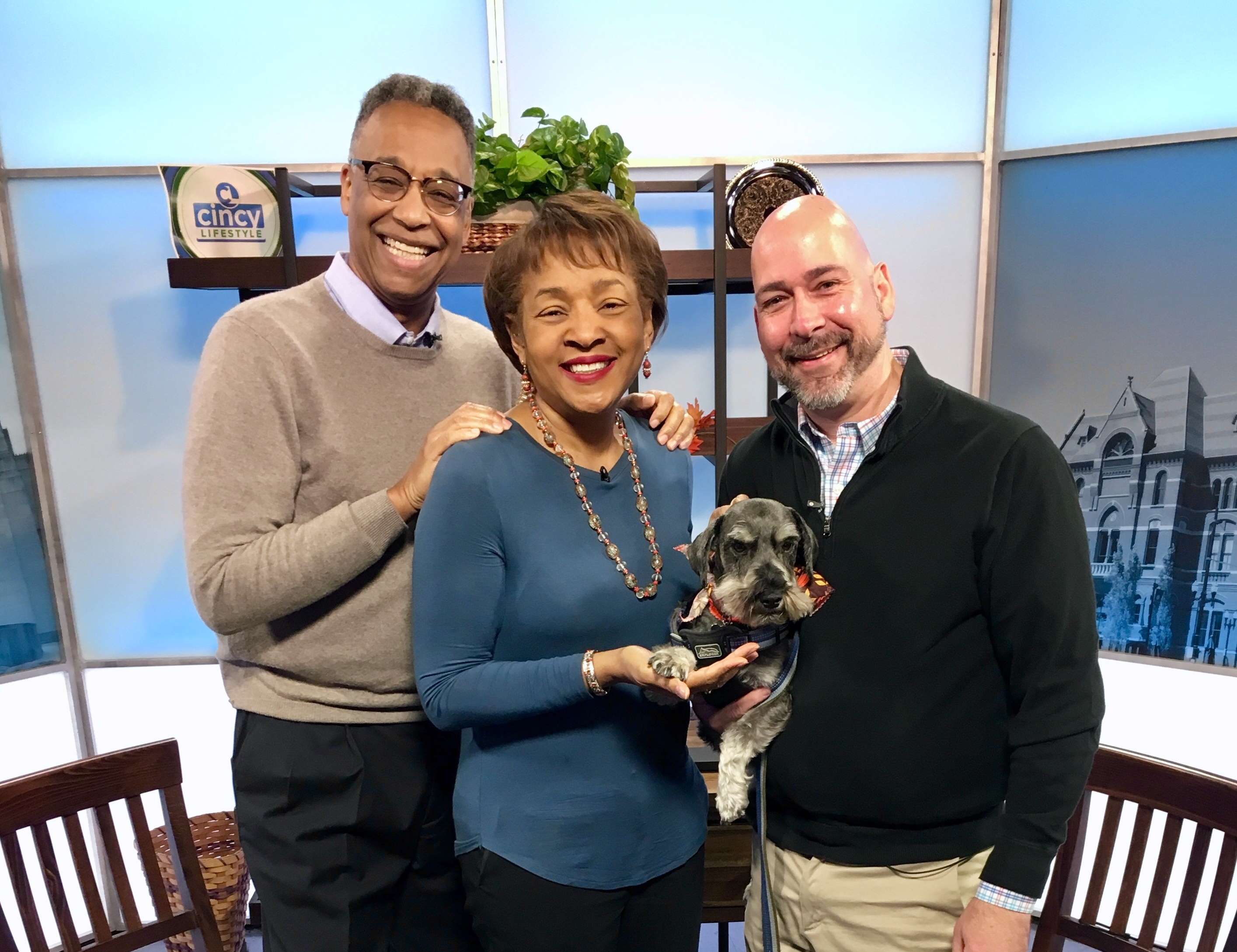 Murphy-Cam Joins Cincy Lifestyle Today