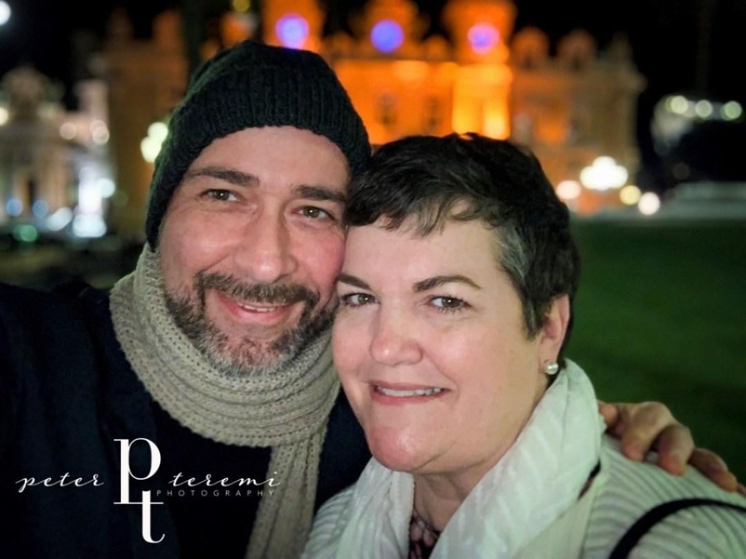 Casino De Monte-Carlo - Selfies At Night