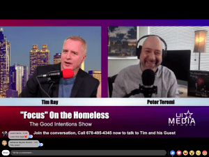 Focus on the Homeless