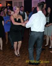 Open dance floor!