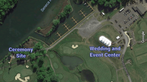 Wedding sites at Timber Banks in Baldwinsville, NY