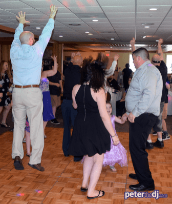 Kathy and Duncan's 25th wedding anniversary at Drumlins, Syracuse