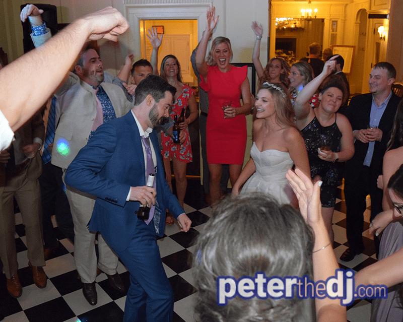 Wedding: Alexandra and Mark at Lincklaen House, Cazenovia, 6/8/19 15