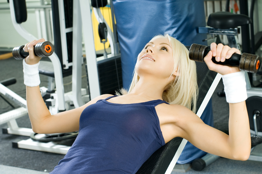 The No.1 Reason Why Women Dont Get Muscles.. And Men Do