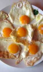 Whole Eggs Better than Egg Whites for Building Muscle