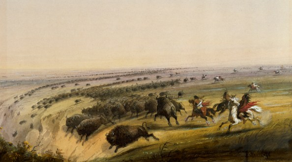 Alfred_Jacob_Miller_-_Hunting_Buffalo_-_Walters_371940190