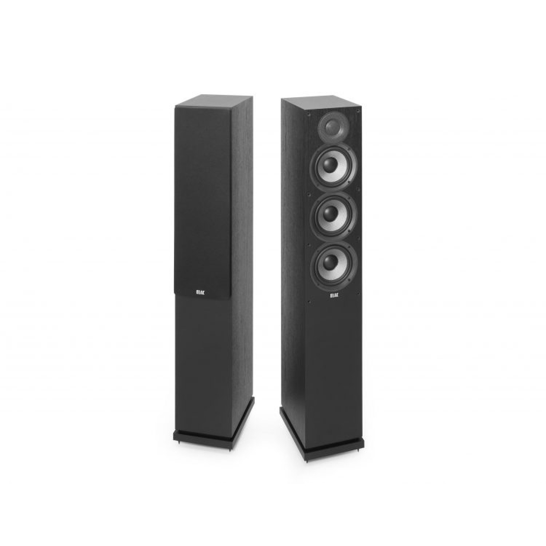 Elac Debut F52 AramidFiber Floorstanding Speakers