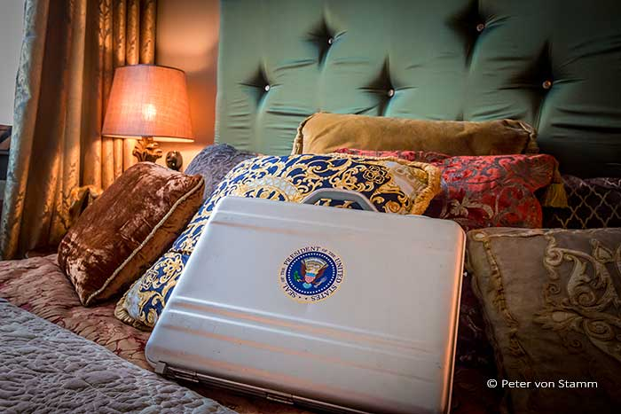 Trump-Suite im 25hours Hotel