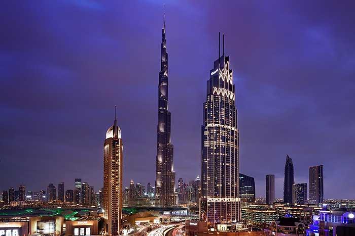 Emaar Hospitality Address Downtown Dubai