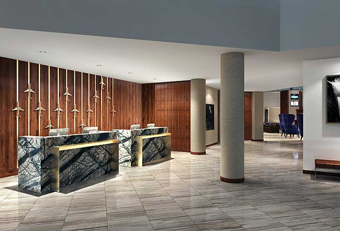 Hilton Nashville airport hotel