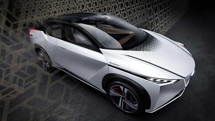 Nissan IMx concept car