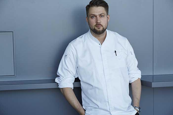 DAS LOFT Küchenchef Anton Gschwendtner